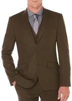 Perry Ellis Slim Fit Solid Suit