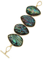 Kenneth Cole New York Abalone Line Bracelet