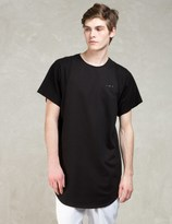Publish Black S/S Corpo-knit T-Shirt