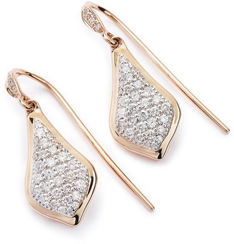 Kendra Scott Lexi Drop Earrings in Pave Diamonds