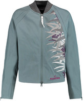 adidas by Stella McCartney Printed shell jacket