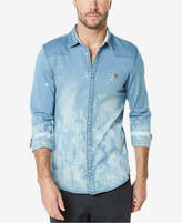 Buffalo David Bitton Men's Siguvn-x Woven Shirt