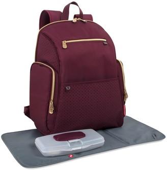 Fisher-Price Gemma Backpack Diaper Bag