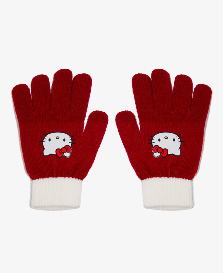 Hello Kitty FOREVER 21 girls Gloves