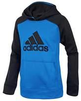 adidas Big Boys Youth Ultimate Fleece Pullover Hoodie