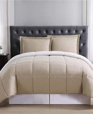 Truly Soft Everyday Reversible Twin Xl 2-Pc. Comforter Set Bedding