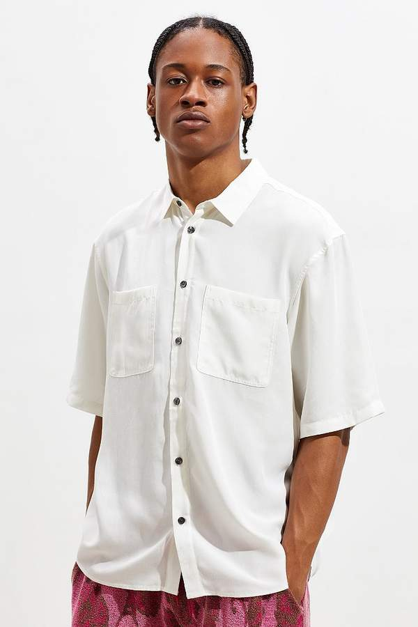 d0e52fd8 Men Short Sleeve Double Pocket Shirt - ShopStyle