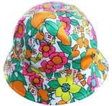 Circo Toddler Girls' Floral Sunhat 2T-5T