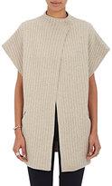 Zero Maria Cornejo Women's Zoe Cashmere-Blend Sweater Vest-TAN