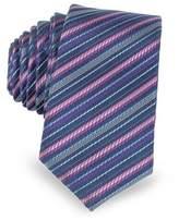 Laura Biagiotti Men's Blue Silk Tie.