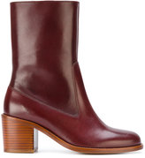 A.P.C. ankle boots