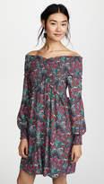 Ella Moon Floral Smocked Dress