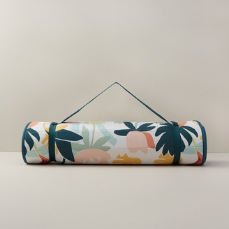 Indigo Tropical Beach Mat