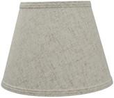 "BEIGE Aspen Creative Corporation 58851 Hardback Empire Shape UNO Lamp Shade, 6""x10""x7 1/2"""