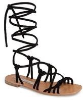 Kristin Cavallari Women's Tori Knotted Wraparound Sandal