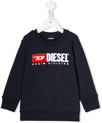 Diesel logo sweater