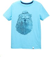 Lucky Brand Gentlemen Bear Tee (Big Boys)