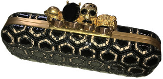 Alexander McQueen Knuckle Other Leather Clutch bags
