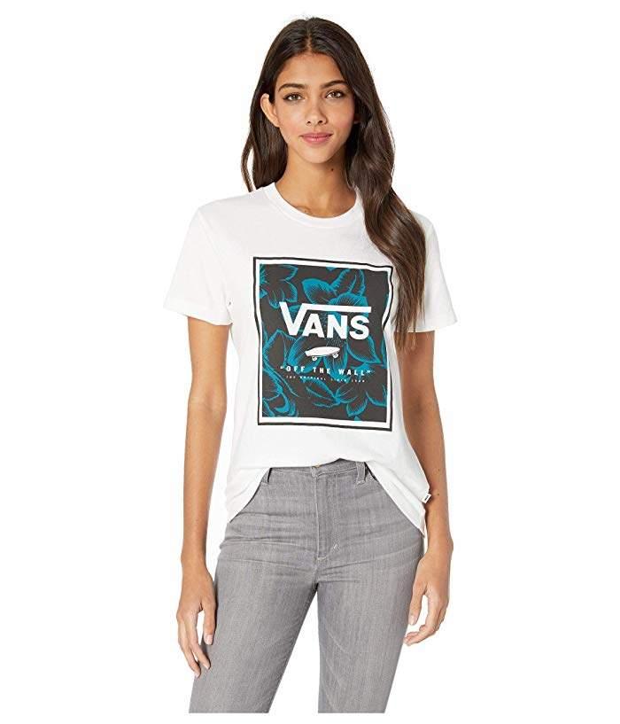 8c91a6aba Vans Women's Tops - ShopStyle