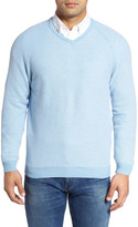 Tommy Bahama Make Mine a Double V-Neck Sweater (Reversible)
