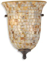 Quoizel Monterey Mosaic 2-Light Pocket Wall Sconce