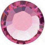 Swarovski Rose Rhinestones Hot Fix ss16