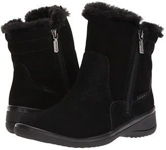 Blondo Silas Waterproof (Black Suede) Women's Boots