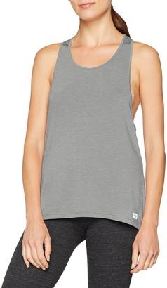 Sloggi Women's Move Flow Tank Top Base Layers Multicolour (Grey Combination M013)