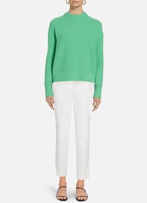 St. John Seed Stitch Cashmere Sweater