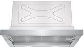 Siemens LI67SA560B Integrated Telescopic Cooker Hood, Stainless Steel