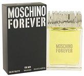 Moschino Forever by Eau De Toilette Spray 3.4 oz Men 3.4 oz