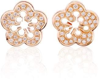 Boodles Blossom Stud Earrings