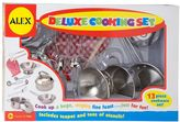 Alex 13-pc. Deluxe Cooking Set