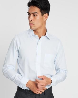 Brooks Brothers Milano Slim-Fit Dress Shirt
