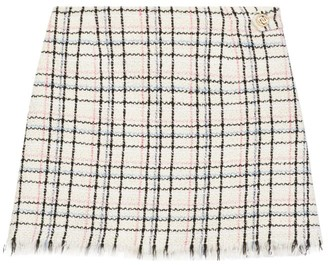 Maje Jianey Tweed Skirt