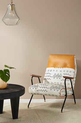 Anthropologie Quentin Chair By in Black Size ALL