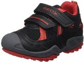 Geox Kids' New Savage Boy 5 Sneaker