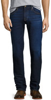 AG Jeans Matchbox 5-Year Outcome Denim Jeans, Dark Indigo