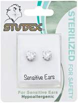 Studex Super Maxi Cubic Zirconia Ear Piercing Earrings