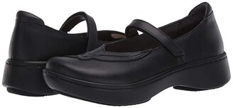 Naot Footwear Bluegill (Black Raven Leather) Women's Shoes