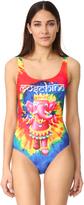 Moschino Ballon One Piece Swimsuit