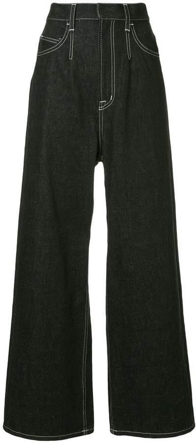 G.V.G.V. straight fit trousers