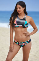 Body Glove Krista High Neck Bikini Top