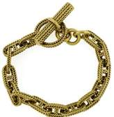 Hermes 18K Yellow Gold Chain D