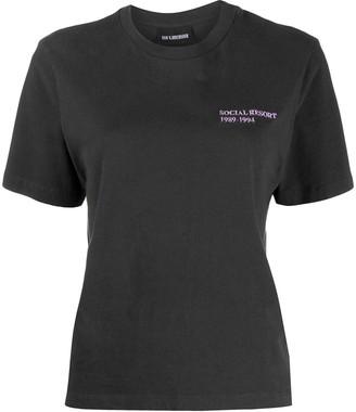 Han Kjobenhavn Logo Print T-Shirt