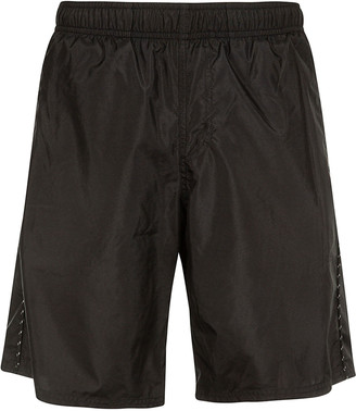 Givenchy Side Zipped Pocket Shorts
