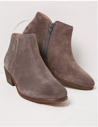 Fat Face Lytham Ankle Boot - Grey