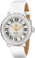 Glam Rock Women's GR77046DSS Bal Harbour Analog Display Swiss Quartz White Watch