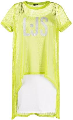 Liu Jo Layered Slip Dress