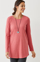 J. Jill Pure Jill Shirttail Tunic